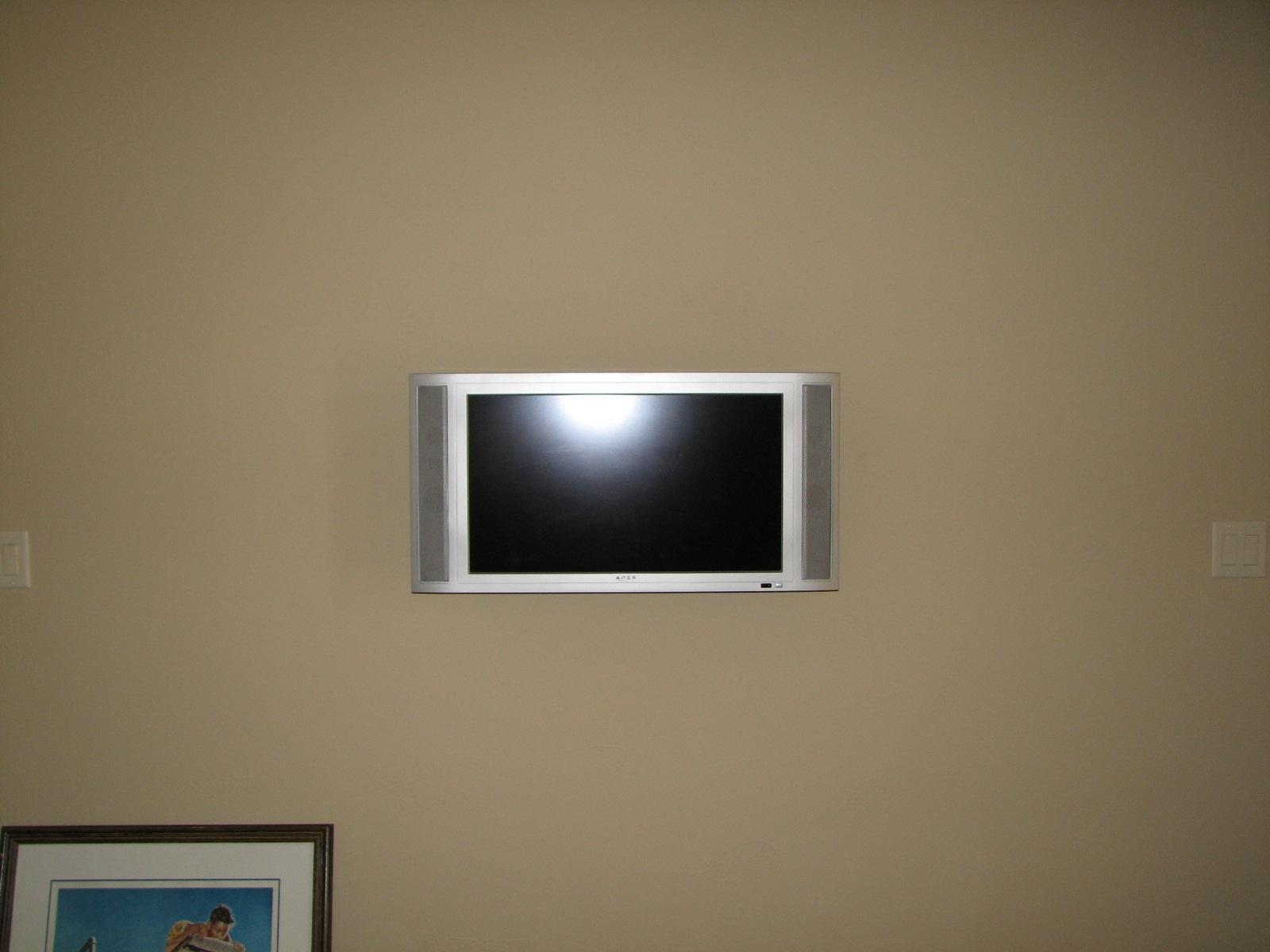 tv installations unisen media llc. Black Bedroom Furniture Sets. Home Design Ideas