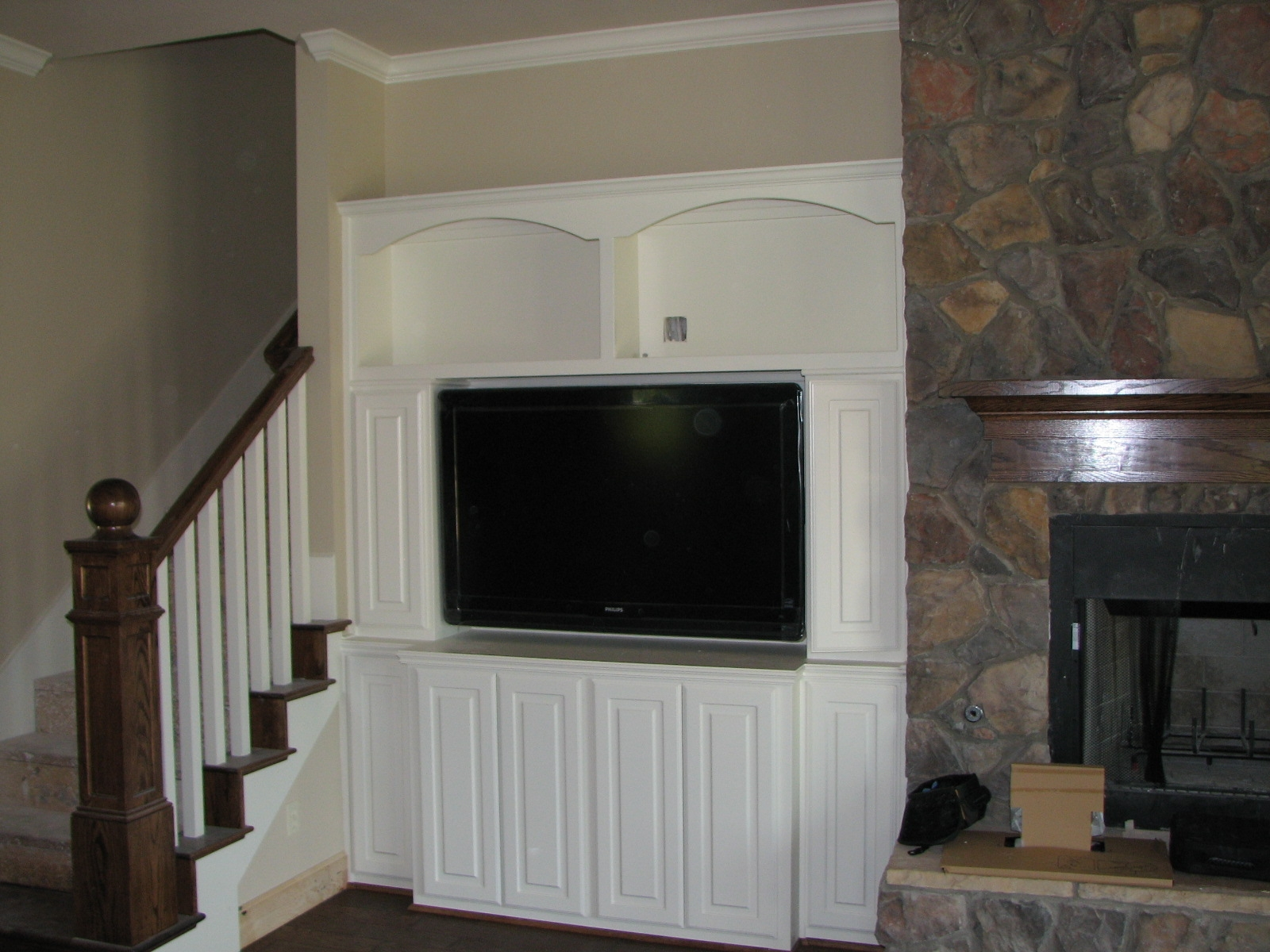 13 Surprisingly T V Cabinet Built In The Wall Tierra Este