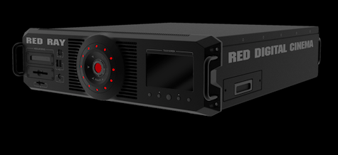 RedRay 4K home theater projector