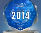 Unisen Media Receives 2014 Dallas Award